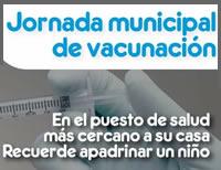 Aún puede salir a vacunarse en Soacha