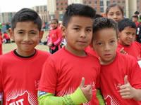 Alcaldía de Soacha acompaña futuras promesas del fútbol