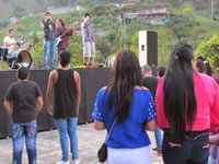 Jóvenes de Soacha construyen su política pública