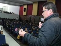 Soacha  realizó el XIV Foro de Educación para la Paz