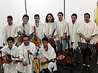 Soacha también es música: Estudiantina Municipal realizó muestra de procesos artísticos