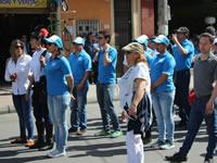 Soacha se movilizó para promover la paz e igualdad en su territorio