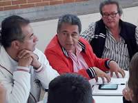 Alcalde de Soacha se reúne con representantes de Maiporè