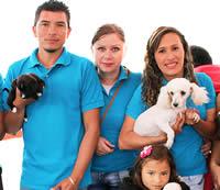 En Soacha padrinos voluntarios cuidan perros y gatos de la calle esterilizado