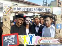Alcaldía protagoniza gran toma de Halloween