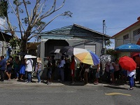 Repatriados 184 colombianos afectados por huracán en Puerto Rico