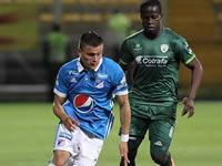 Christian Huérfano, el jugador de Millonarios que vive en Soacha