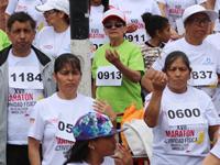Maratón de actividad física  del IMRDS entregó $11 millones en premios