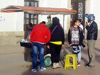 Vendedores ambulantes de Soacha, al amparo de la negligencia