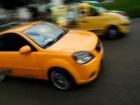 Taxis VIP rodarán por las calles de Bogotá