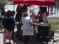 Líderes comunales de Compartir La Isla son ejemplo de trabajo