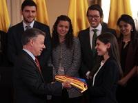 Inició en Bogotá la cumbre de la juventud