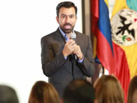 Rey dice que Cundinamarca es el departamento más educado del país
