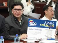 Sibaté y 36 municipios más suscribieron convenios por cerca de $33.000 millones