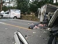 Accidente vía Soacha Mondoñedo