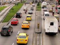 Por inicio del Plan Éxodo, se habilita carril de Transmilenio para tráfico mixto en Soacha