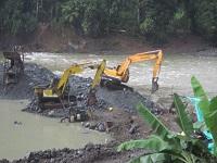 Contraloría califica de «alarmante» la minería ilegal en el país