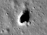 Revelan hallazgo de una cueva en la Luna