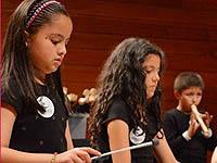 Formación musical gratuita para los niños de Soacha