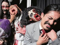 """Inició en el municipio el """"Soacha Horror Fest"""""""