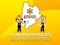 Cundinamarca participará en el sexto simulacro nacional
