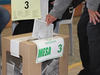 Soachunos podrán inscribir su cédula en puestos de votación