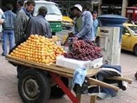Oportunidades laborales para vendedores ambulantes de Soacha