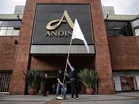 A juicio, capturados por atentado en Centro Comercial Andino