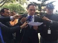 Implicado en carrusel de la contratación ofreció disculpas públicas