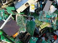 Guataquí y El Rosal recolectaron  tonelada y media de residuos electrónicos