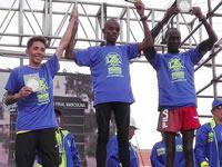 Kenia y Colombia protagonizaron la XXVI Carrera Atlética Internacional de Soacha