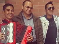 Soacha recibió a su 'Rey Vallenato' con grandioso homenaje