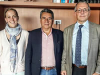 Alcalde de Soacha se reúne con embajador de Alemania