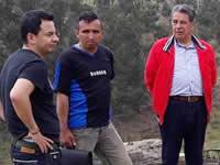 Alcalde de Soacha visita vereda Chacua