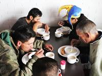 Habitantes de calle de Soacha se registrarón en el Sisbén y recibieron atención especial en hogar de paso