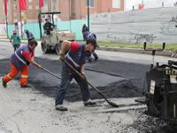 Manos a la obra en el centro de Soacha