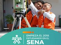 SENA abre convocatoria de formación 2018