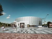 Avanza construcción de la nueva Arena Metropolitana en Bogotá