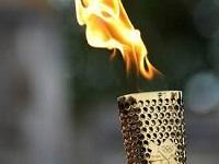Se encendió fuego de los Juegos Bolivarianos en Bogotá
