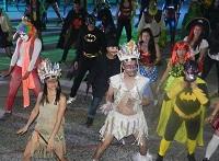 Soacha 'vibró' con la Fiesta Temática de Halloween IMRDS 2017