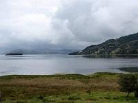 Denuncian contaminación en la laguna de Fúquene