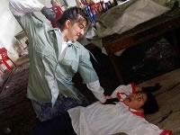 Jóvenes del Charquito, zona rural de Soacha, lanzaron su producción teatral