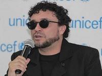 Andrés Cepeda, Embajador de  Buena Voluntad de UNICEF Colombia
