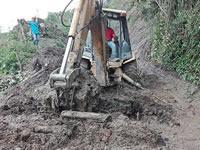Emergencia en ocho municipios de Cundinamarca por lluvias