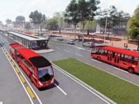 Transmilenio Ciudad de Cali iniciaría en límites con Soacha