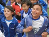 En la comuna 4 de Soacha se llevó a cabo el VIII Festival Atlético IMRDS
