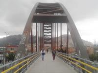 """La """"chambonada"""" de la ANI en puente peatonal de Soacha"""