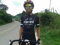 Con 'mountain bike' Fares llevará sonrisas a niños vulnerables de Soacha