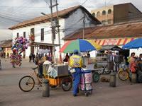 La batalla que la alcaldía de Soacha pierde con los vendedores ambulantes