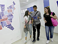 Estudiantes de Soacha se gradúan gratuitamente en inglés